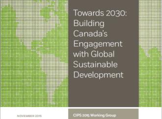 Groupe de travail sur le développement international