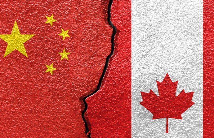 Le Canada et la Chine: une relation normale?
