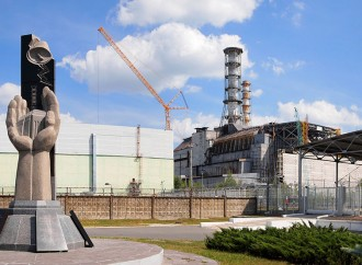 """Despite the """"Never Again"""" Attitude of Chernobyl Commemorations, Nuclear Gets Boost from Unlikely Source"""