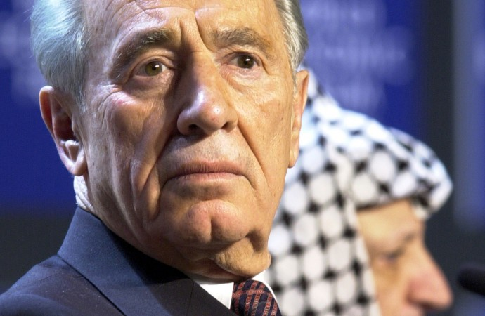 The Peres Legacy: Making Peace to Defend his Vision of Israel