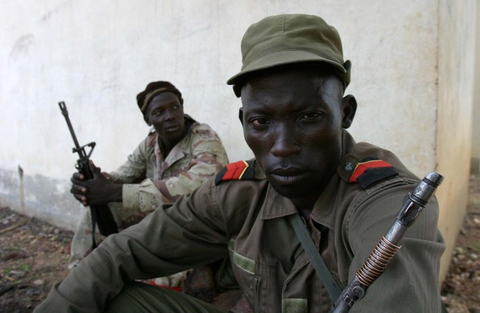 The Central African Republic: Forgotten by the World?