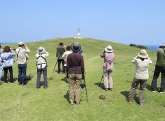 Standing Guard on Japan's Most Western Point