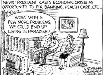 Why We Need to Stop Letting Economic Crises go to Waste