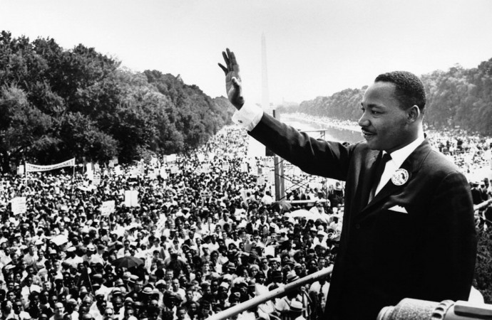 """Dr. Martin Luther King Jr.: """"I Have a Dream"""""""