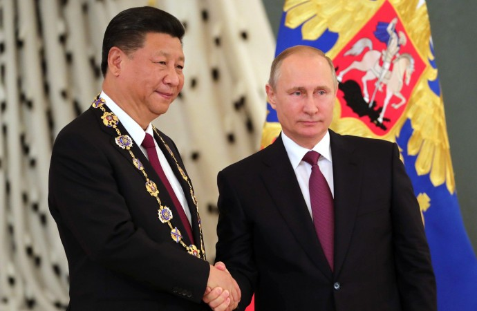 The Prospects for Chinese Leadership in an Age of Upheaval