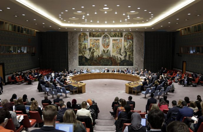 Canada's Security Council Campaign