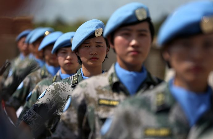 China and UN Peacekeeping